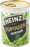 Горошек Heinz зеленый Нежный 400г