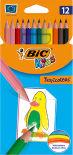 Набор карандашей Bic Kids Tropicolors 2 12 цветов