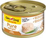 Корм для собак GimDog Pure Delight из цыпленка 85г