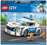 Конструктор LEGO City Police 60239 Автомобиль полицейского патруля