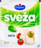 Сыр мягкий Sveza Фета рассольный 45% 200г