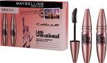 Подарочный набор Maybelline New York Тушь для ресниц Lash Sensational 2шт