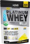 Протеин VPLab 100 % Platinum Whey лимонный чизкейк 750г