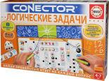 Игра настольная Conector Электронная викторина Логические задачи