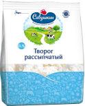 Творог Савушкин Рассыпчатый Обезжиренный 0.1% 350г