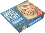 Медальоны Cross Fish лососевые 240г