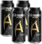 Напиток Adrenaline Rush энергетический 449мл