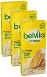 Печенье Belvita Утреннее со злаками и йогуртовой начинкой 253г