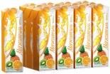 Напиток молочно-соковый Мажитэль Мультифрукт 950г