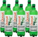 Вода Donat Mg минеральная лечебно-столовая газированная 1л