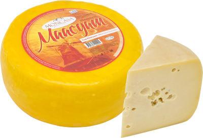 Сыр Moncasa Gourmet Маасдам 48% 0.2-0.4кг