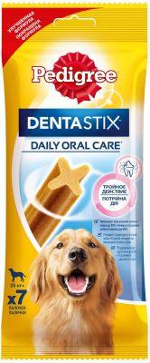 Лакомство для собак Pedigree Dentastix для ухода за зубами 270г
