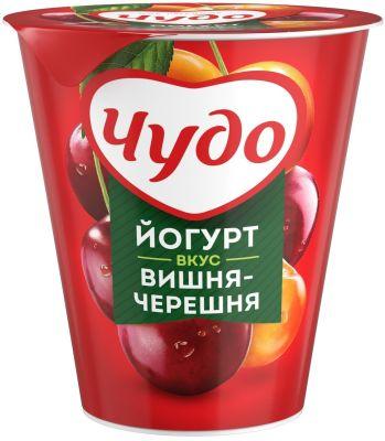 Йогурт Чудо Вишня-черешня 2.5% 290г