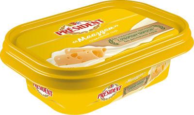 Сыр плавленый President Мааздам 45% 200г