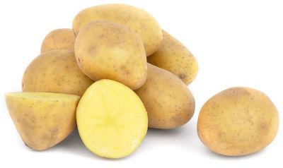 Картофель белый для варки 3кг упаковка