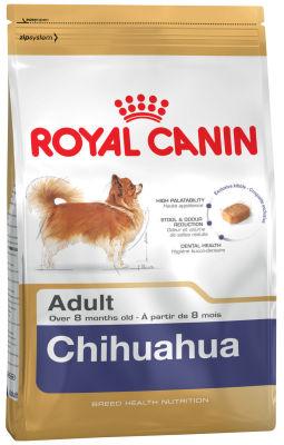 Сухой корм для собак Royal Canin Adult Chihuahua Птица 1.5кг