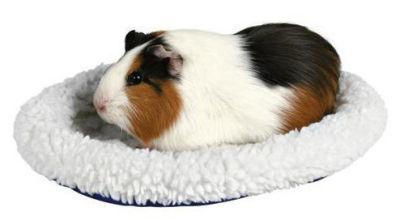 Мягкое место для грызунов Trixie Лежак для морских свинок и кроликов 30*22см