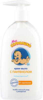 Крем-мыло Мое Солнышко с Пантенолом 300мл