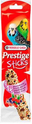 Лакомство для птиц Versele-Laga Prestige палочки с лесными ягодами для волнистых попугаев 2шт*30г
